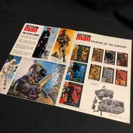 ORIGINAL PALITOY ACTION MAN - RARE 1971 ACTION MAN SCARCE TRADE CATALOGUE